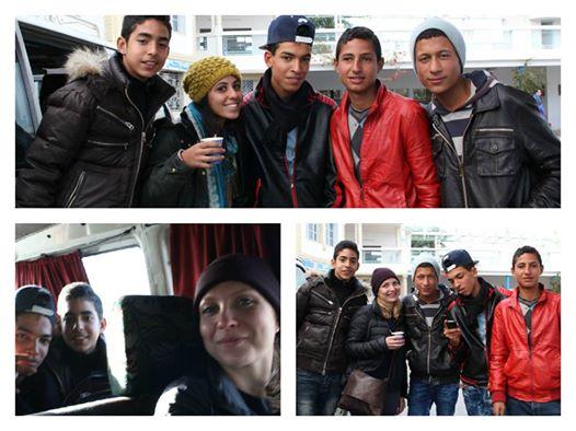 Trajet retour El Kef Tunis Women SenseTour WST
