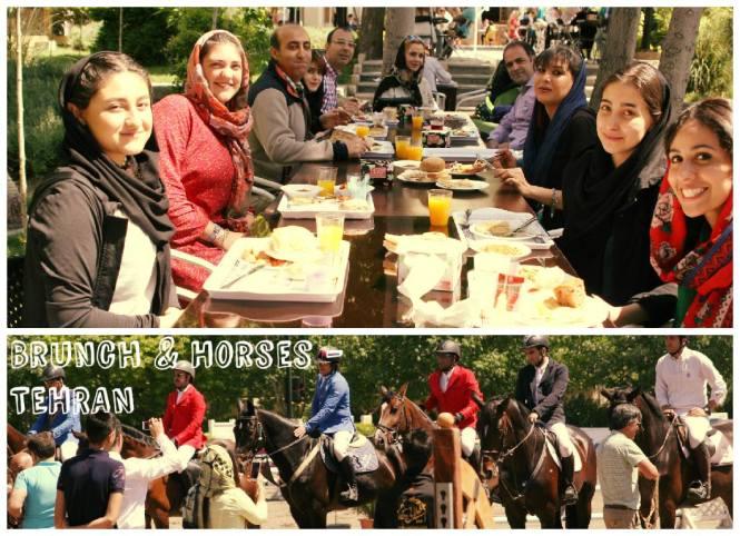 Ali Ashrafi's family Women Sense Tour WST