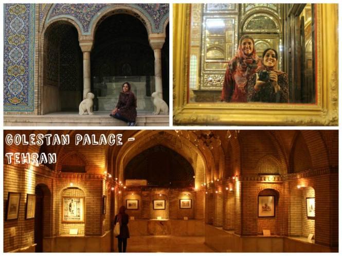 Golestan Palace Women Sense Tour WST