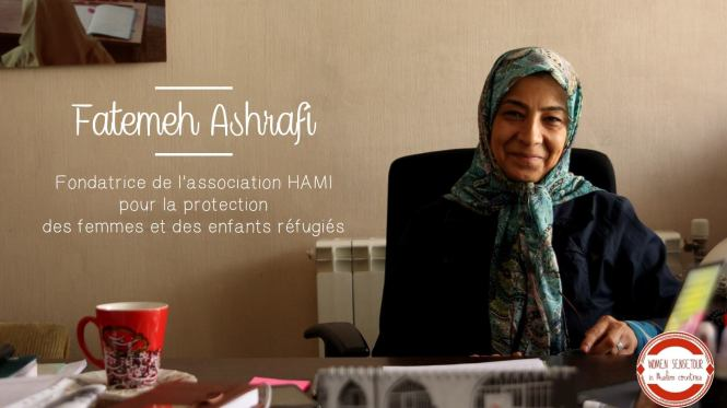 Fatemeh Ashrafi Women Sense Tour WST