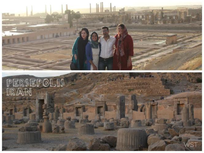 Persépolis Women Sense Tour WST