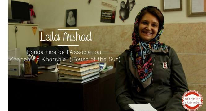 Leila Arshad Women Sense Tour WST