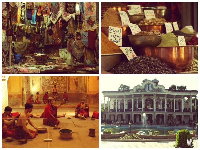 Bazaar, Hammam et Coffee Shop Women Sense Tour WST