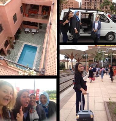Carnet de bord - Marrakech