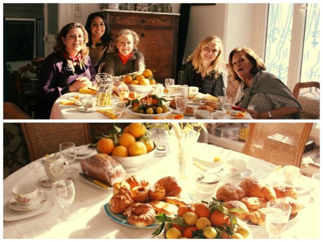 Petit-déjeuner Sidi Bou Saïd Women SenseTour WST
