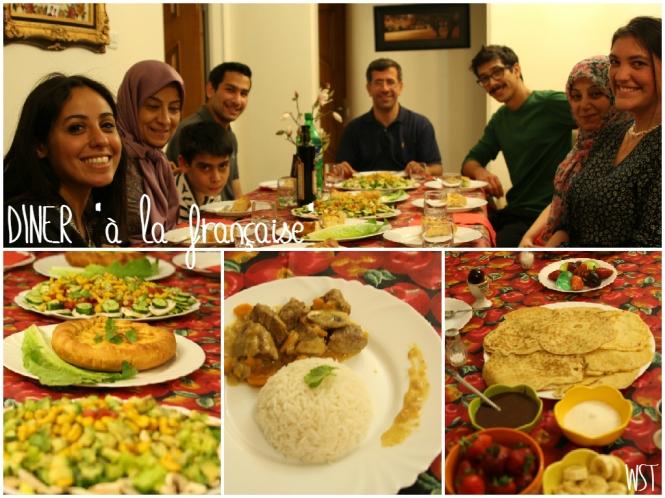 Diner Masoumeh Women SenseTour WST