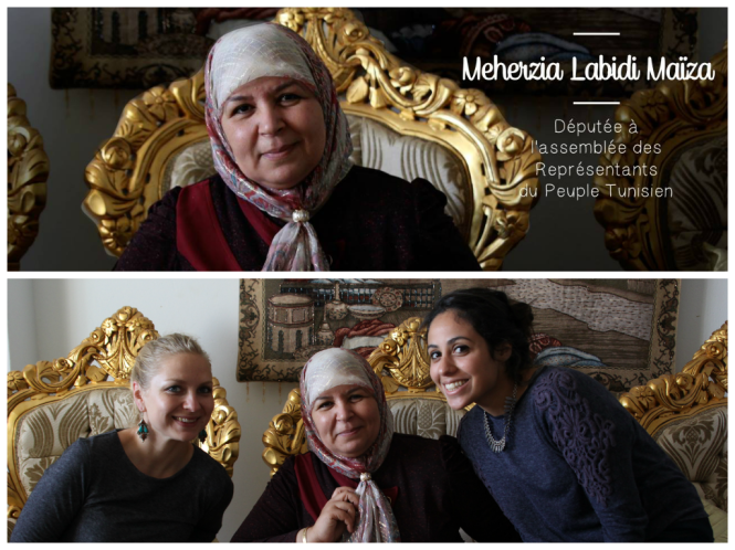 Interview Meherzia Labidi Women SenseTour WST