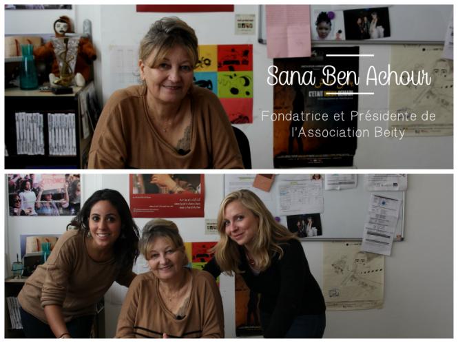 ITW Sana Ben Achour Women SenseTour WST