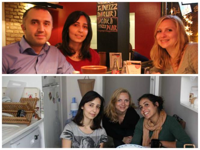 Hôtes Istanbul Women SenseTour WST