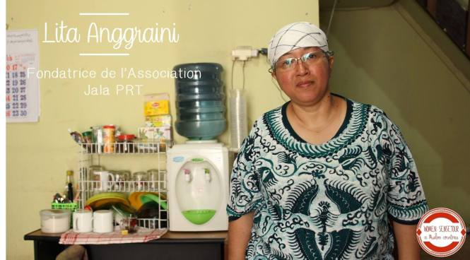 Lita Anggraini Women Sense Tour WST