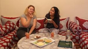 Petit-déjeuner Tafraout WST Women senseTour
