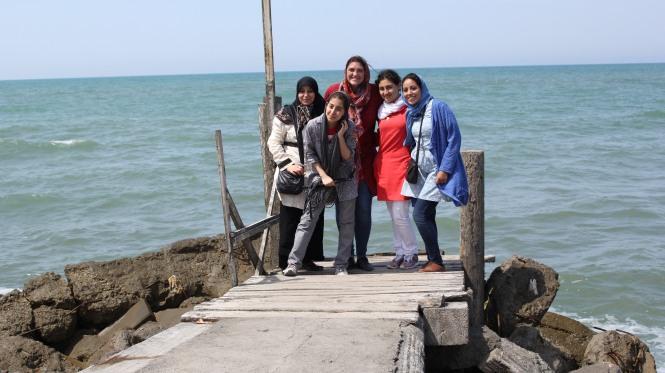 Mer Caspienne Women Sense Tour WST
