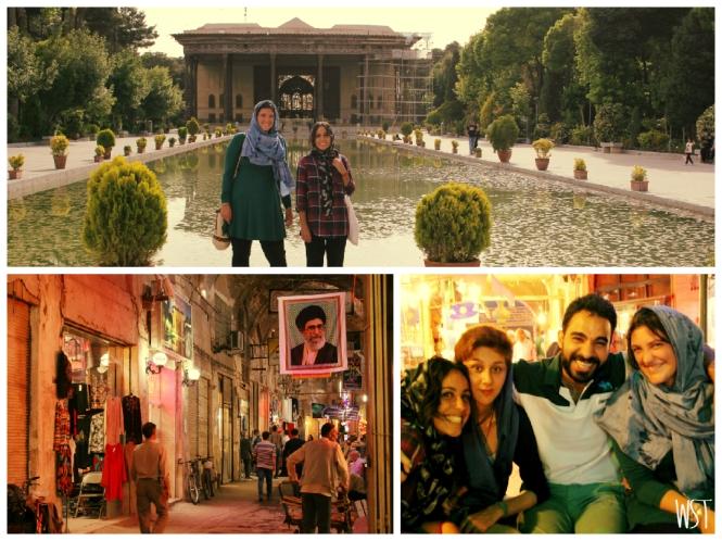 Isfahan Women Sense Tour WST