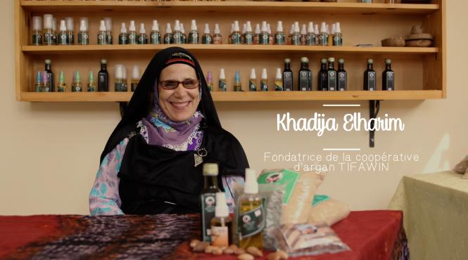 Khadija Elharim