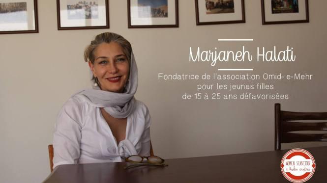 Marjaneh Halati Women SenseTour WST