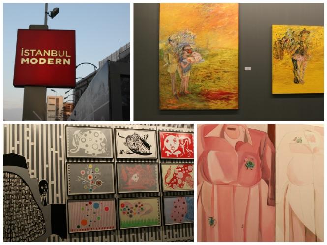 Musée Art moderne - Istanbul