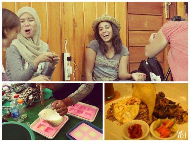 Nadya Women Sense Tour WST