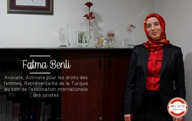 Photo de présentation Fatma Benli