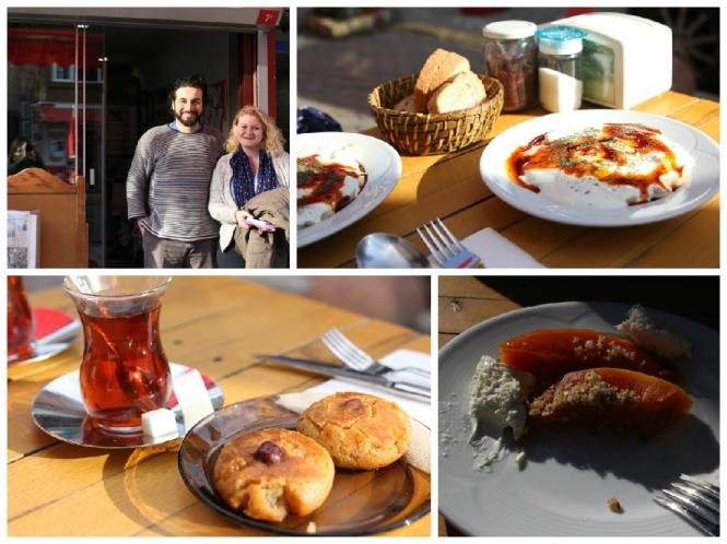 Restaurant turc