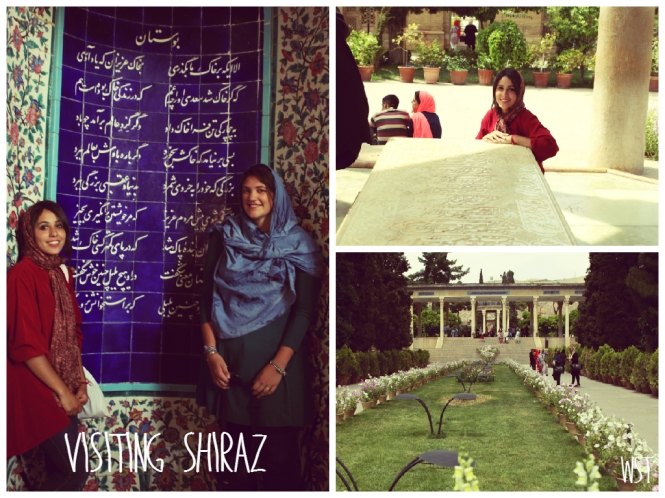 Visiting Shiraz Women Sense Tour WST