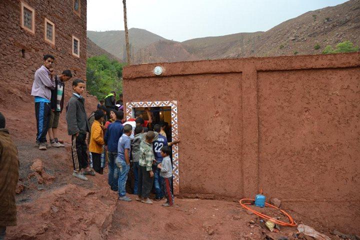 Ecole rénové - Copyright Teach4Morocco