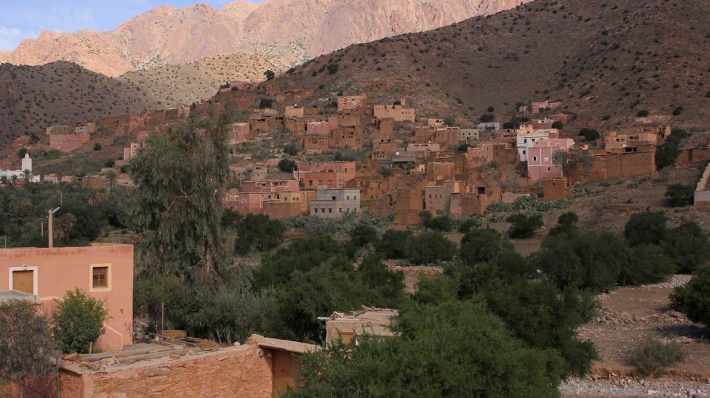 Vallée d'Ammeln - Tafraout