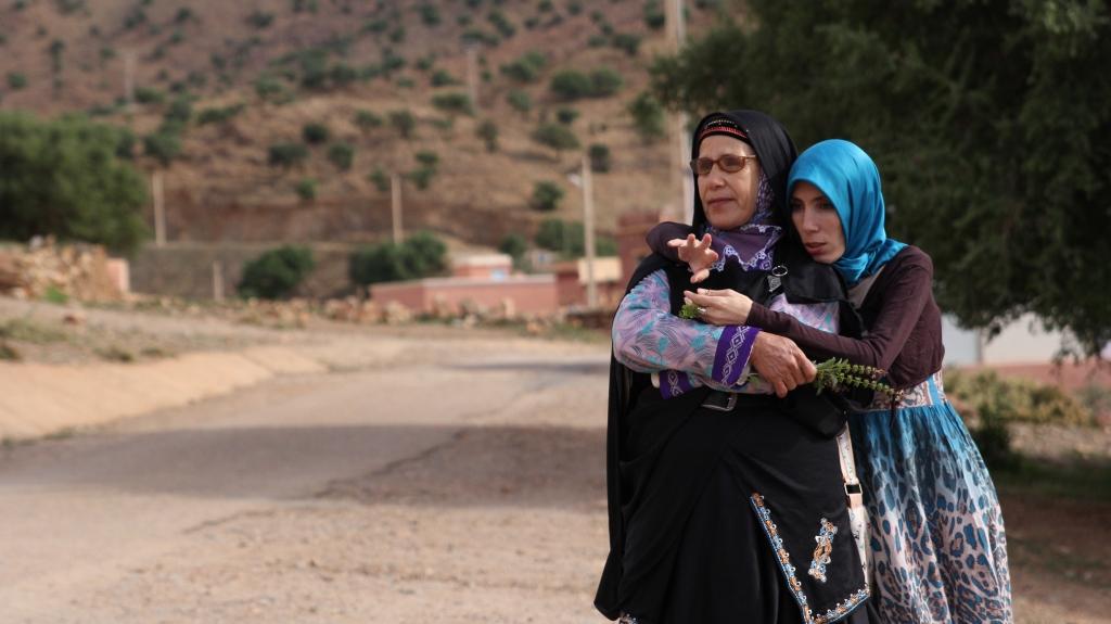 Khadija Elharim et sa fille Rachida - Tafraout