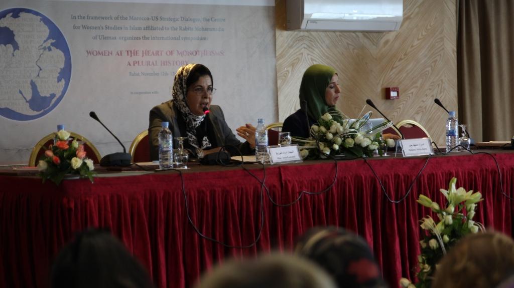 Asma Lamrabet, Crédit photo : Women SenseTour - in Muslim Countries