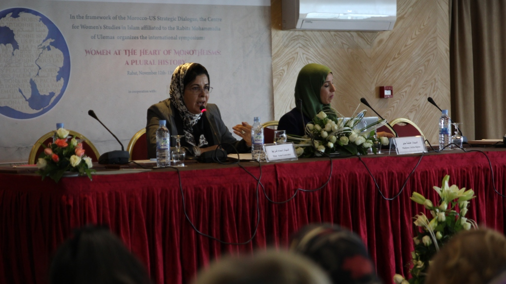 Asma Lamrabet, Crédit photo : Women SenseTour - in Muslim Countries