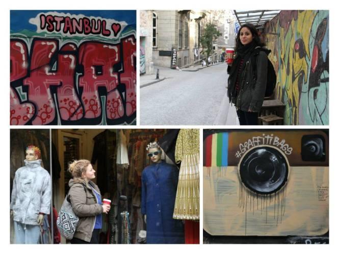 Break a Istanbul le 18 janvier Women Sense Tour WST