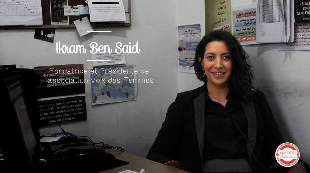Ikram Ben Said Women Sense Tour WST
